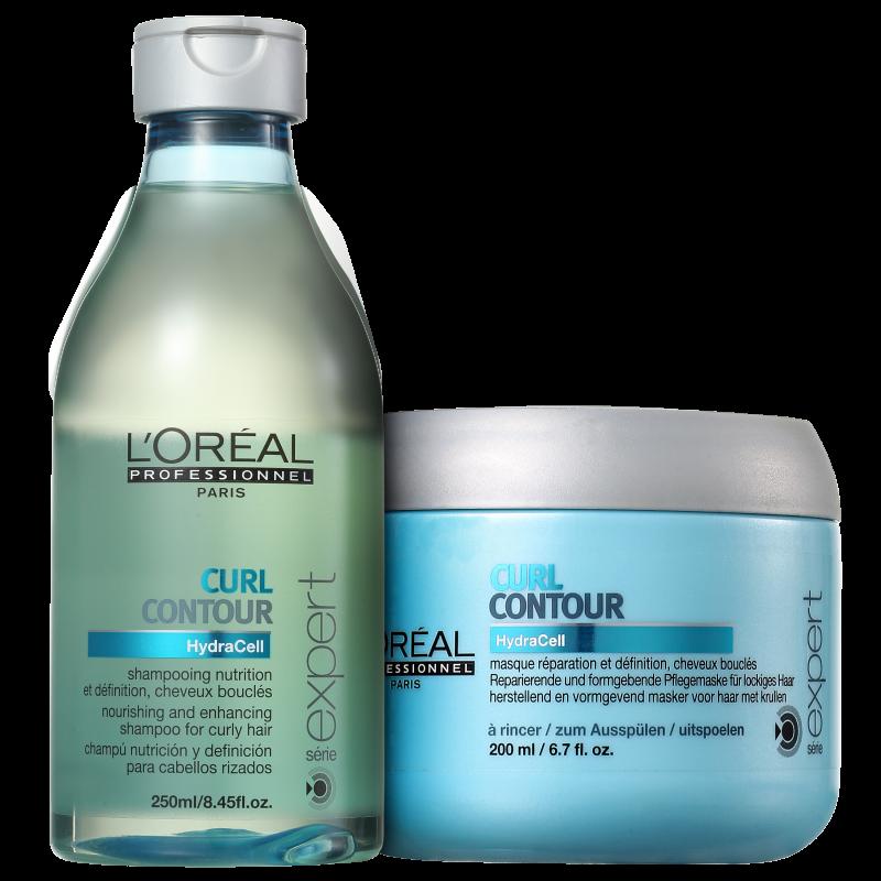 Kit L'Oréal Professionnel Expert Curl Contour Cachos Definidos (2 Produtos)