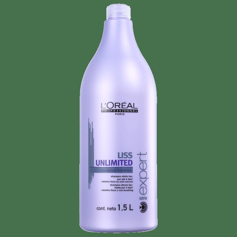 L'Oréal Professionnel Expert Liss Unlimited - Shampoo 1500ml