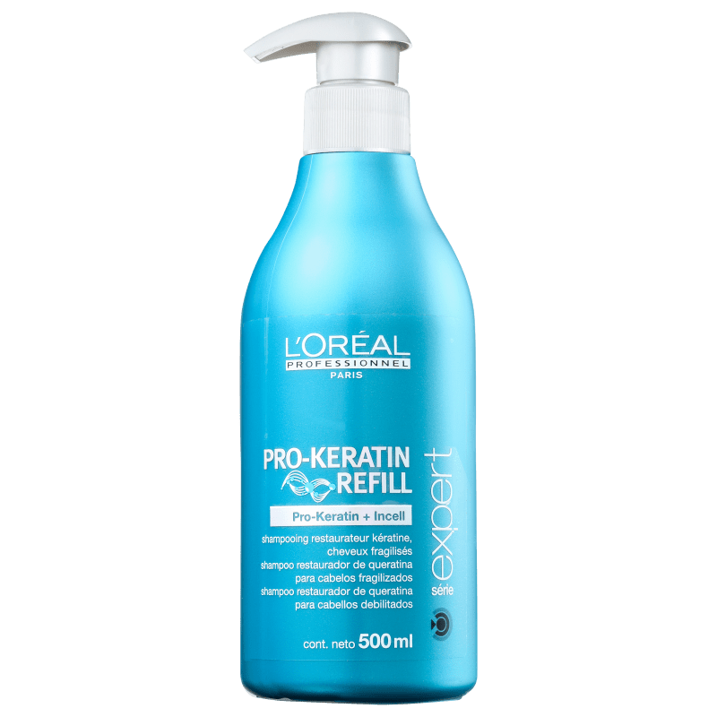 L'Oréal Professionnel Expert Pro-Keratin Refill - Shampoo 500ml
