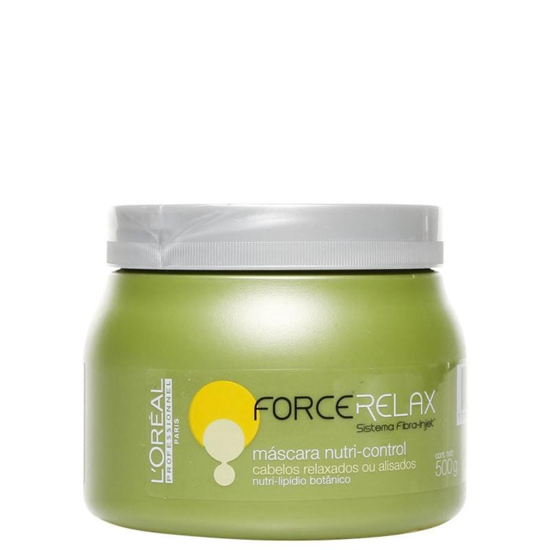 L'Oréal Professionnel Force Relax Nutri-Control - Máscara 500g