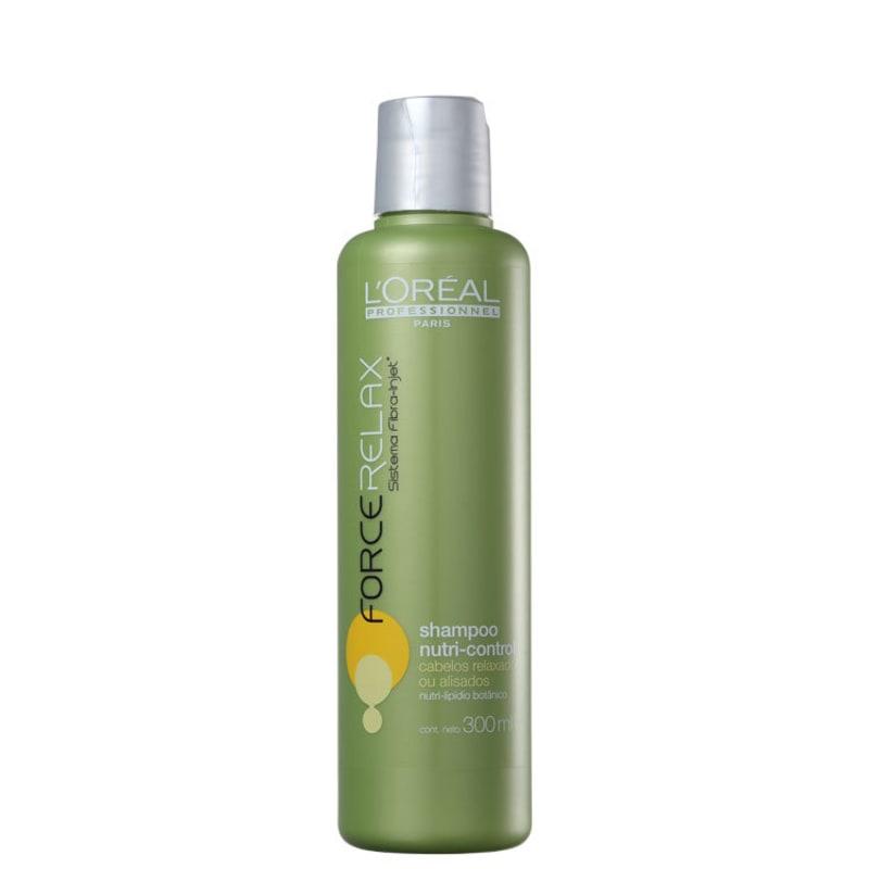 L'Oréal Professionnel Force Relax Nutri-Control - Shampoo 300ml