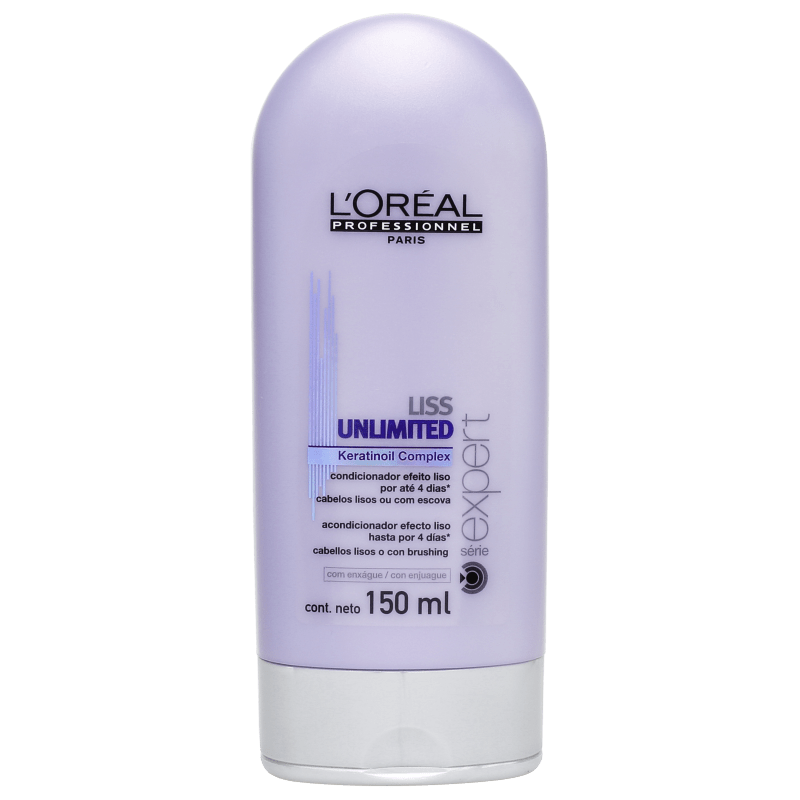L'Oréal Professionnel Expert Liss Unlimited - Condicionador 150ml