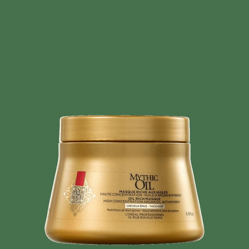 L'Oréal Professionnel Mythic Oil - Máscara Capilar 200ml