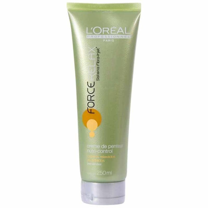 L'Oréal Professionnel Force Relax Nutri-Control - Creme de Pentear 250ml