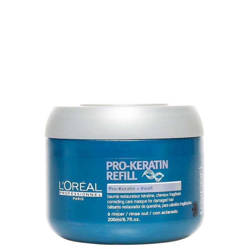 L'Oréal Professionnel Pro-Keratin Refill - Máscara Restauradora 200g