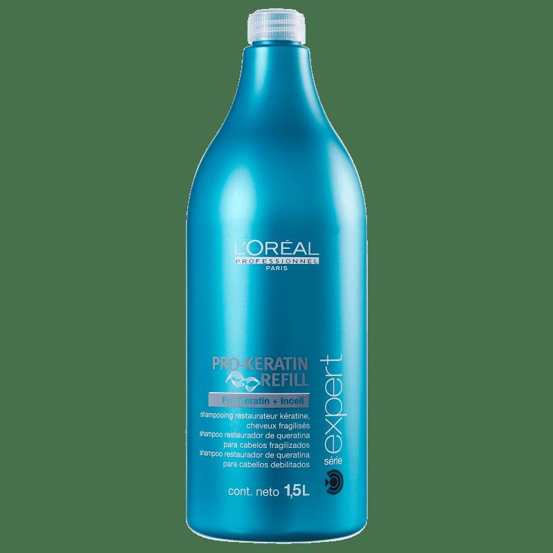 L'Oréal Professionnel Pro-Keratin Refill - Shampoo 1500ml