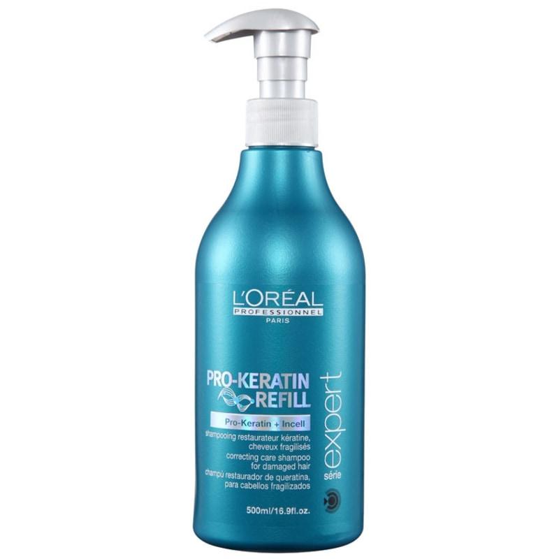 L'Oréal Professionnel Pro-Keratin Refill - Shampoo 500ml