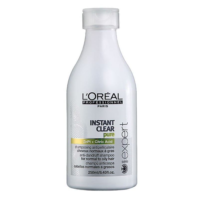 L'Oréal Professionnel Scalp Care Instant Clear Pure - Shampoo 250ml
