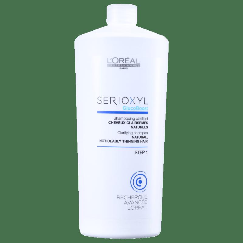 L'Oréal Professionnel SerioXYL GlucoBoost Shampooing Clarifant Step 1 - Shampoo 1000ml