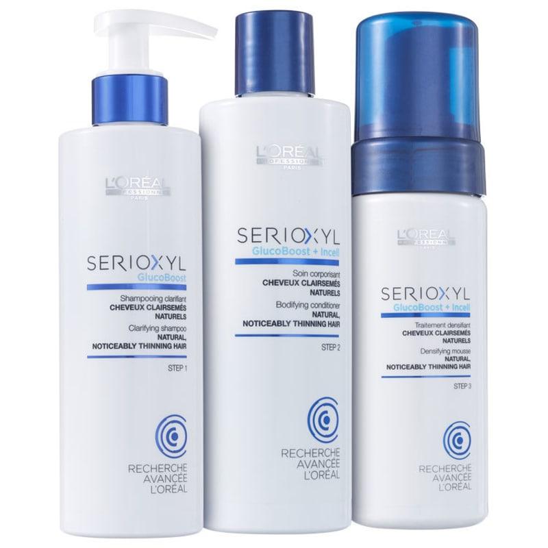 L'Oréal Professionnel SerioXYL Trio Kit (3 Produtos)