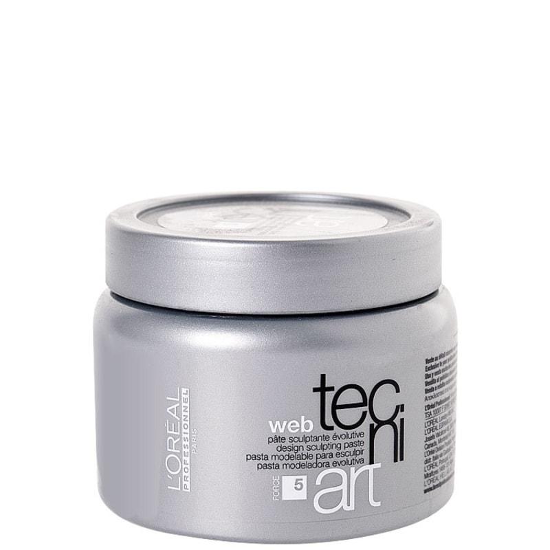 L'Oréal Professionnel Tecni Art A. Head Web Force 5 - Pasta Modeladora 150ml