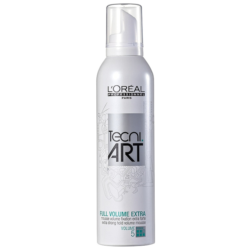 L'Oréal Professionnel Tecni Art Full Volume Extra Force 5 - Mousse Volumador 250ml