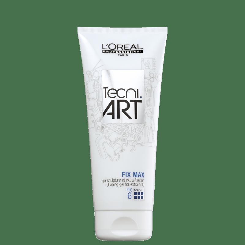 L'Oréal Professionnel Tecni Art Fix Max Gel Force 6 - Gel Fixador 200ml