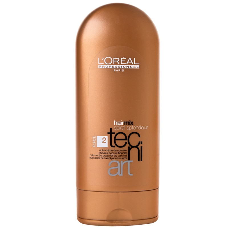 L'Oréal Professionnel Tecni Art Hair Mix Spiral Splendour Force 2 - Creme Finalizador 150ml