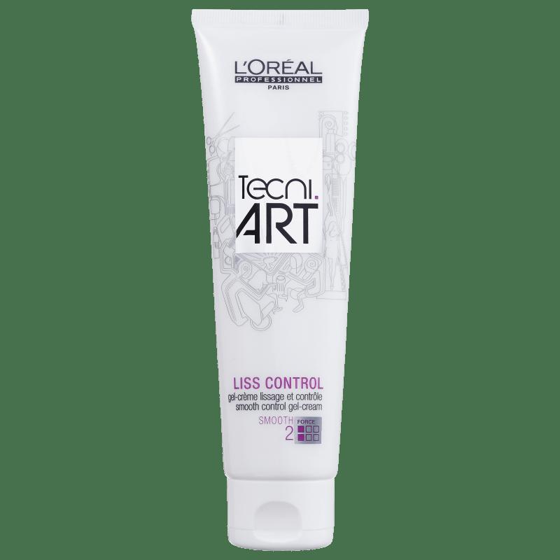 L'Oréal Professionnel Tecni Art Liss Control Force 2 - Gel Cremoso de Controle 150ml