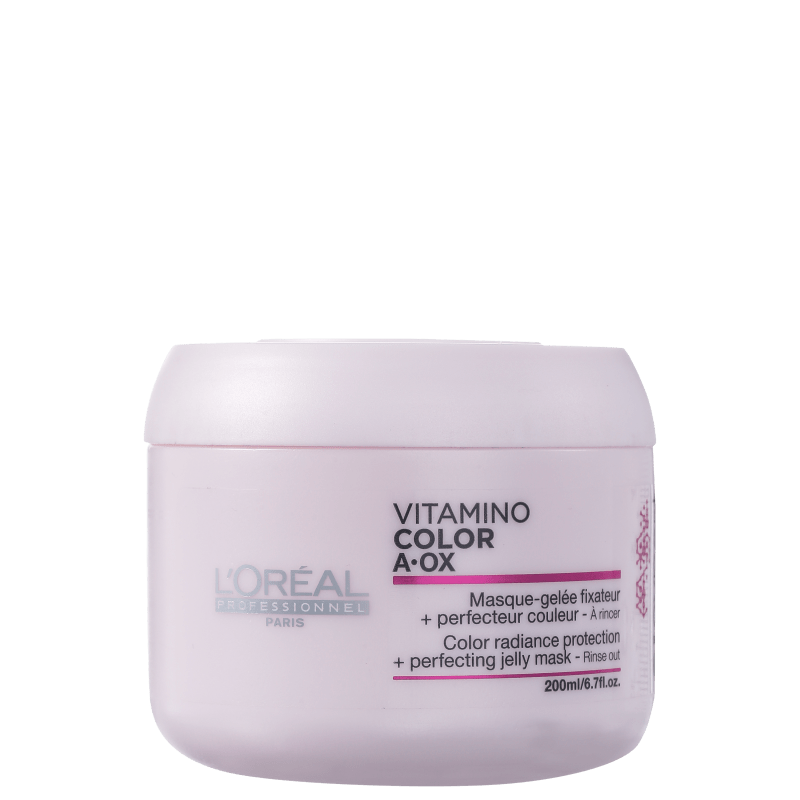 L'Oréal Professionnel Vitamino Color A.OX - Máscara de Tratamento 200ml
