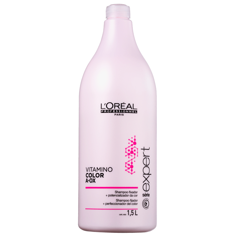 L'Oréal Professionnel Vitamino Color A.OX - Shampoo 1500ml