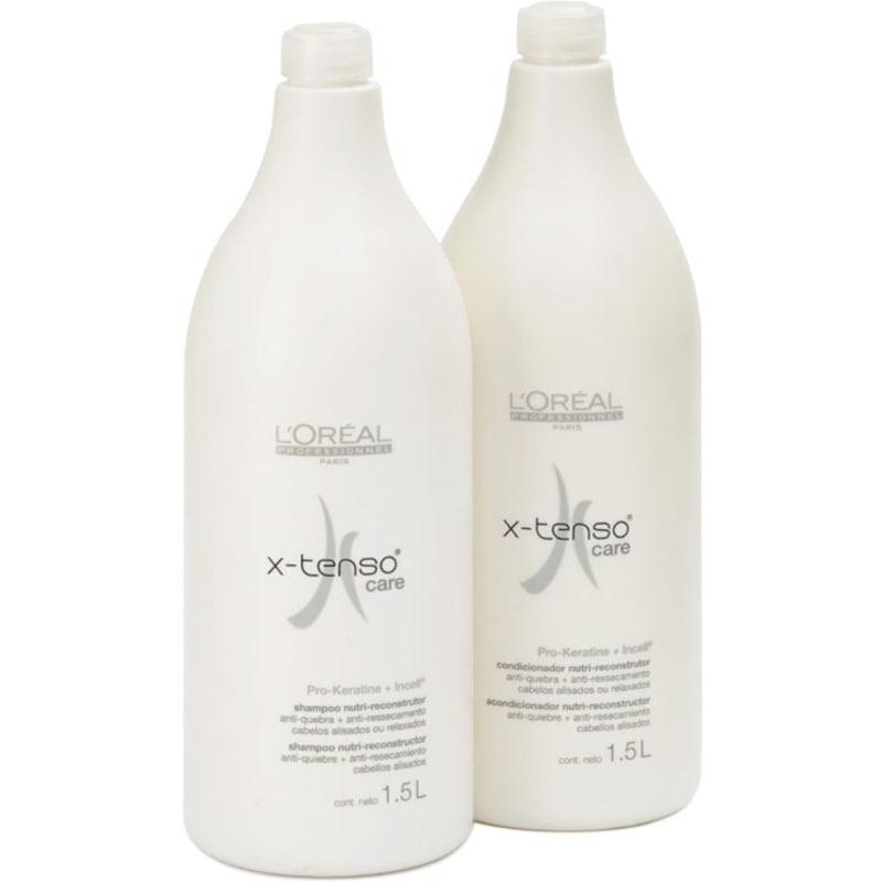 L'Oréal Professionnel X-Tenso Care Duo Salon Kit (2 Produtos)