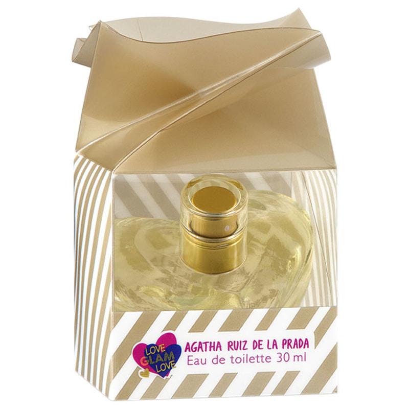 Love Glam Love Edição Limitada Agatha Ruiz de La Prada Eau de Toilette - Perfume Feminino 30ml