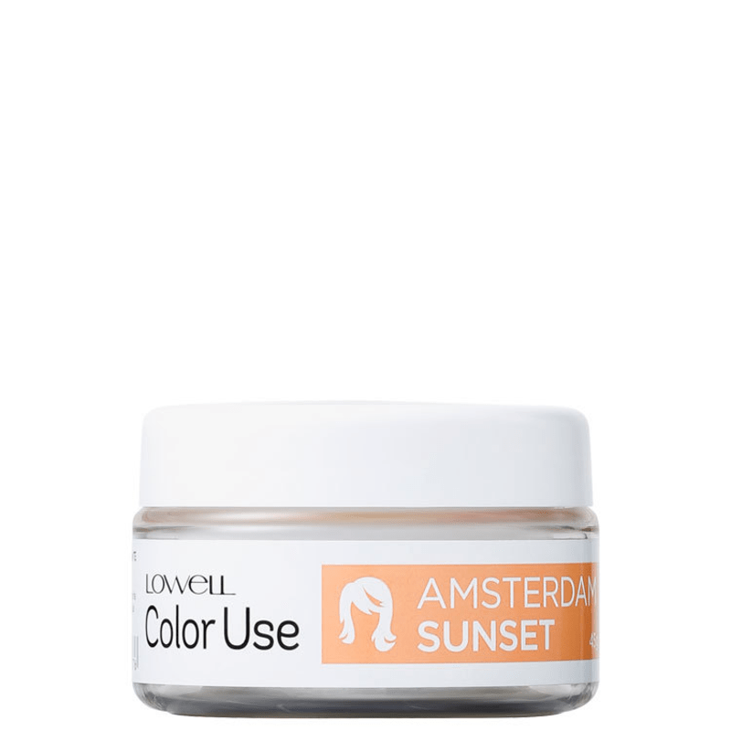 Lowell Color Use Amsterdam Sunset - Máscara Colorante 45g