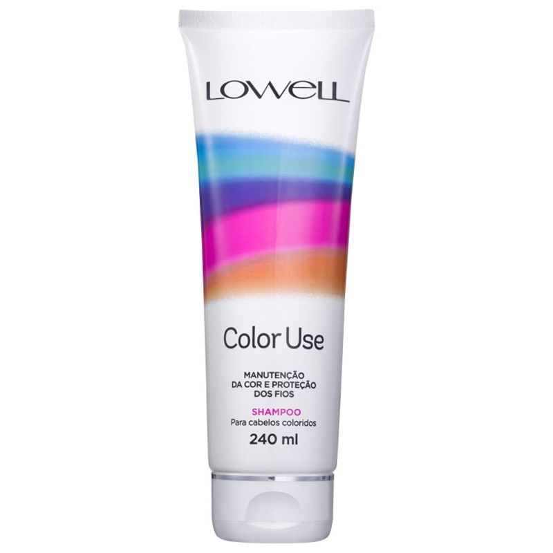 Lowell Color Use – Shampoo 240ml