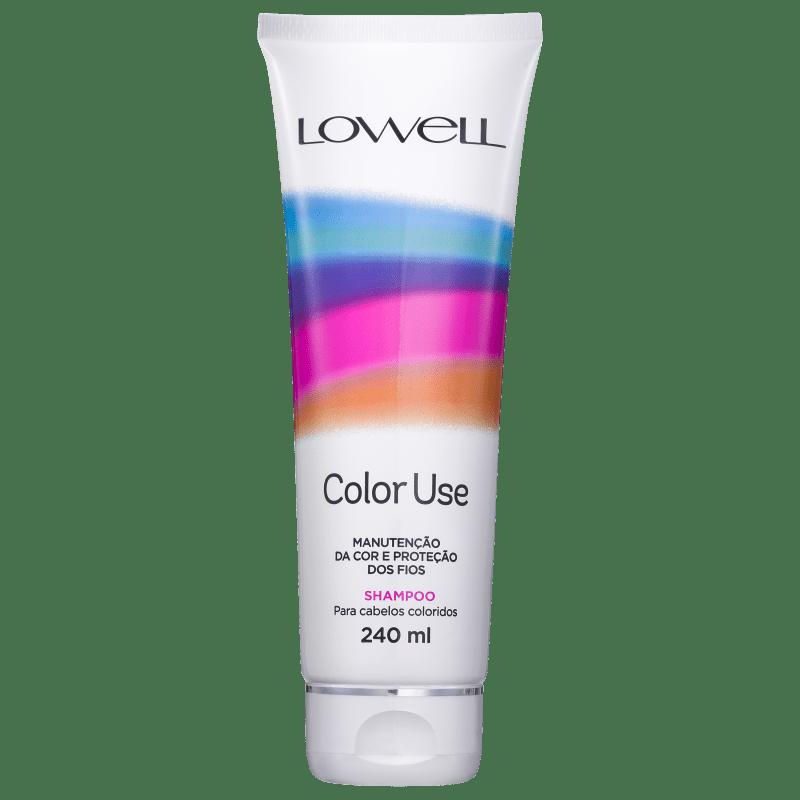 Lowell Color Use - Shampoo 240ml
