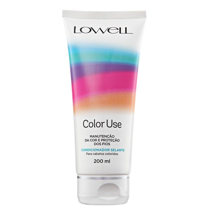 Lowell Color Use – Condicionador Selante 200ml