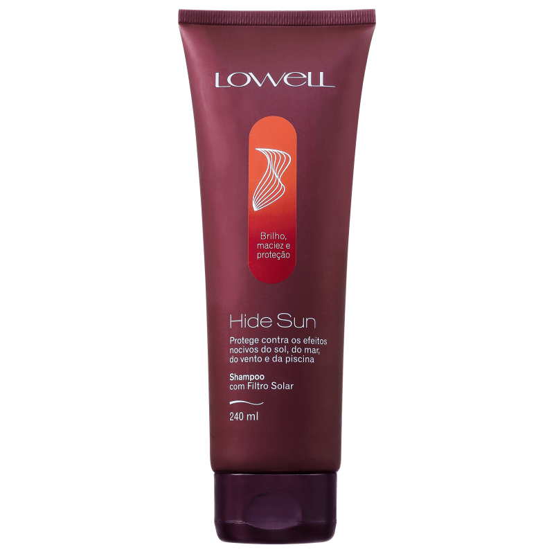 Lowell Hide Sun - Shampoo 240ml