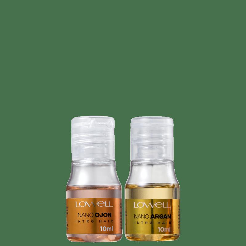 Lowell Nano Intro Hair Mini Kit (2 Produtos)