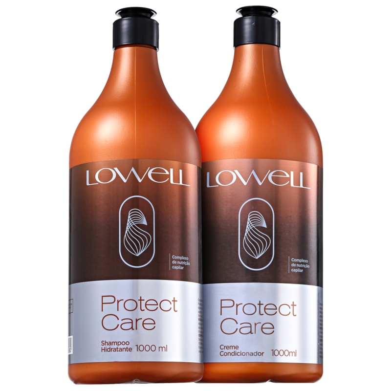 Lowell Protect Care Salon Kit (2 Produtos)