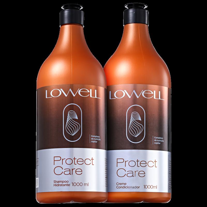 Lowell Protect Care Salon Kit (2 Produtos)