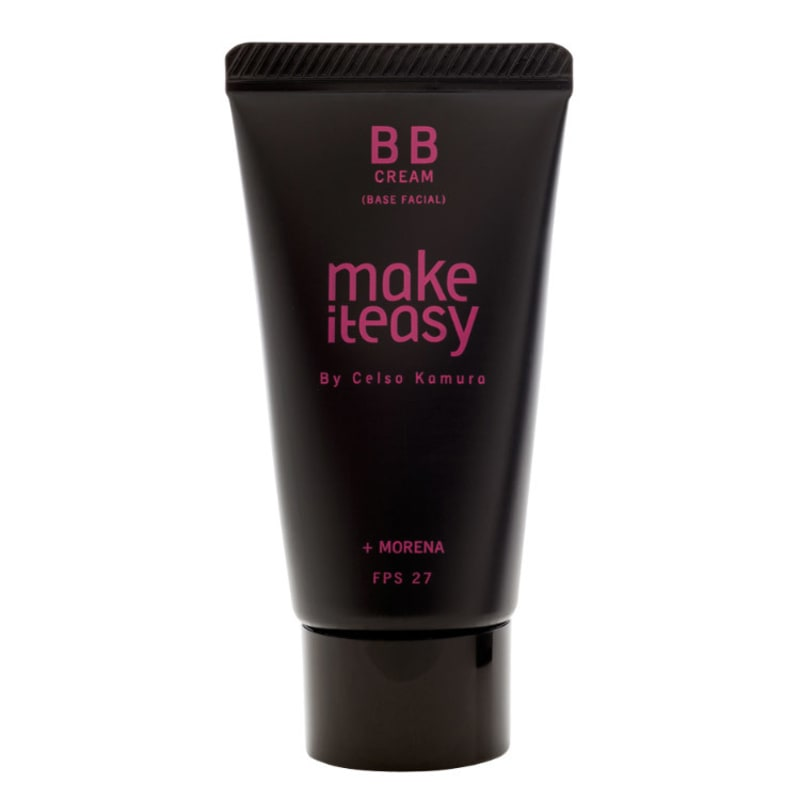 Make It Easy by Celso Kamura Blemish Balm + Morena - BB Cream 30g