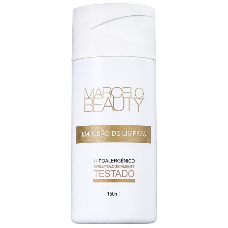 Marcelo Beauty Emulsão Hipoalergênica - Loção de Limpeza Facial 150ml