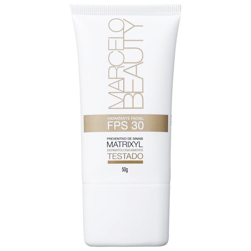 Marcelo Beauty FPS 30 - Hidratante Facial 50g