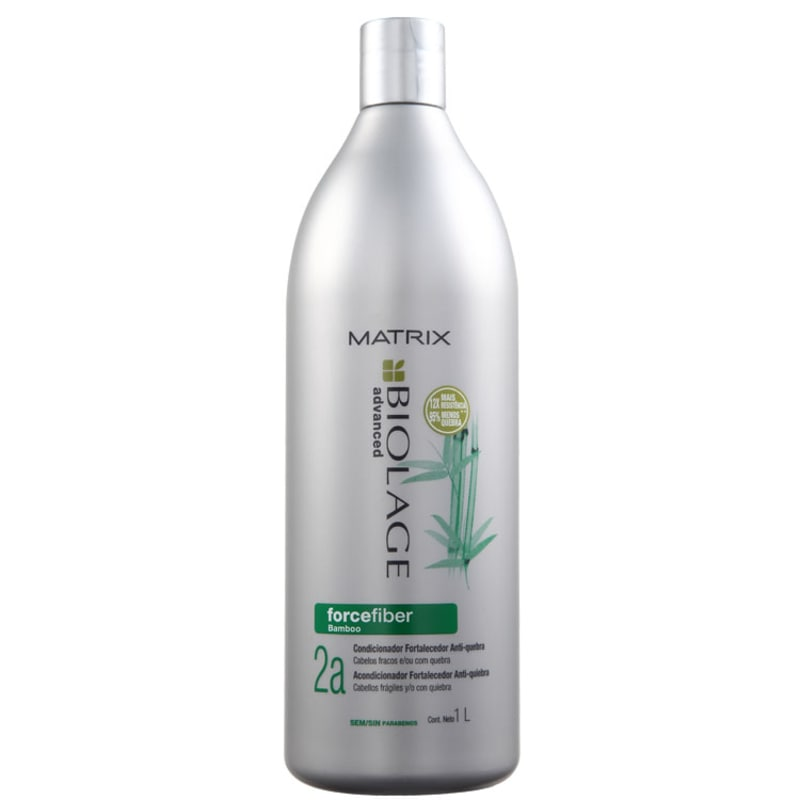 Matrix Biolage Forcefiber Fortalecedor Anti-Quebra - Condicionador 1000ml