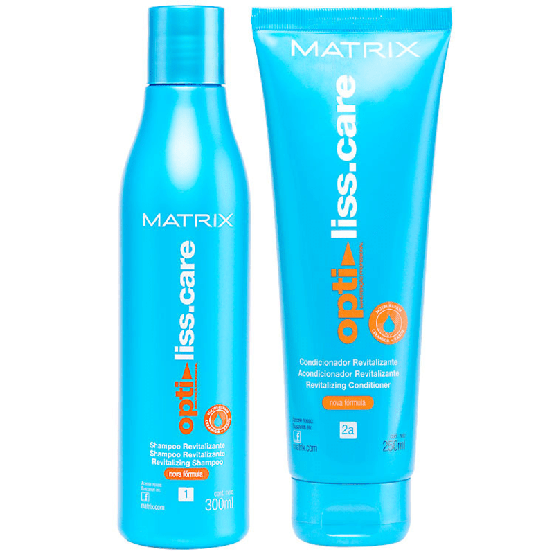 Matrix Opti Liss.Care Duo Kit (2 Produtos)