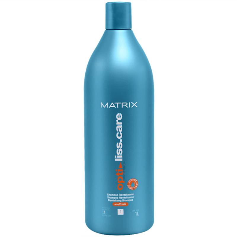 Matrix Opti Liss.Care Revitalizante - Shampoo 1000ml