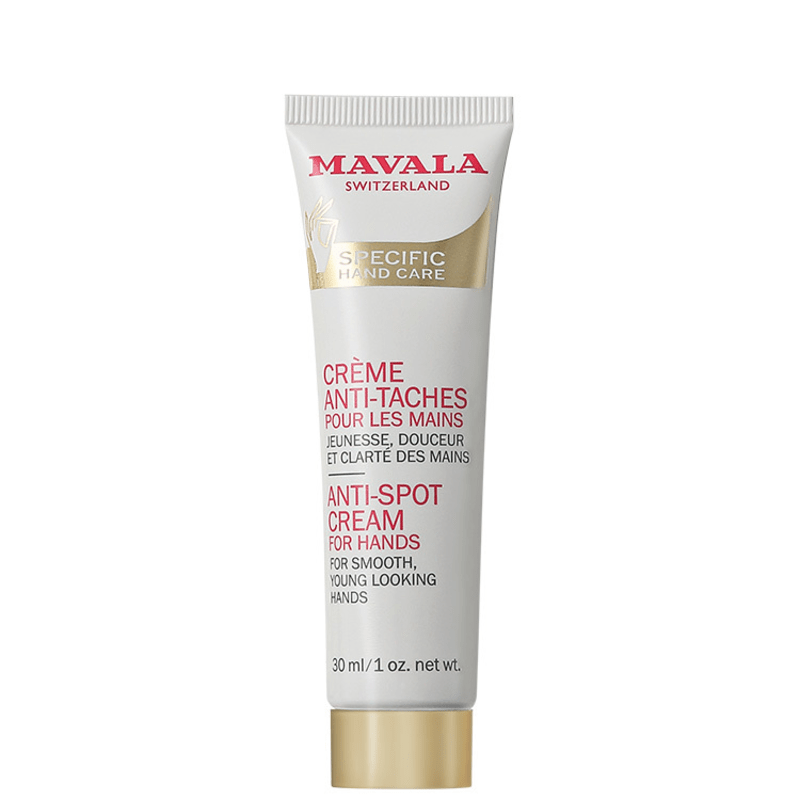 Mavala Anti-Spot Cream For Hands – Creme Clareador para Mãos 30ml