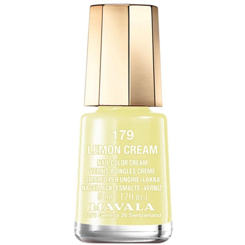 Mavala Mini Colours Lemon Cream - Esmalte Cremoso 5ml