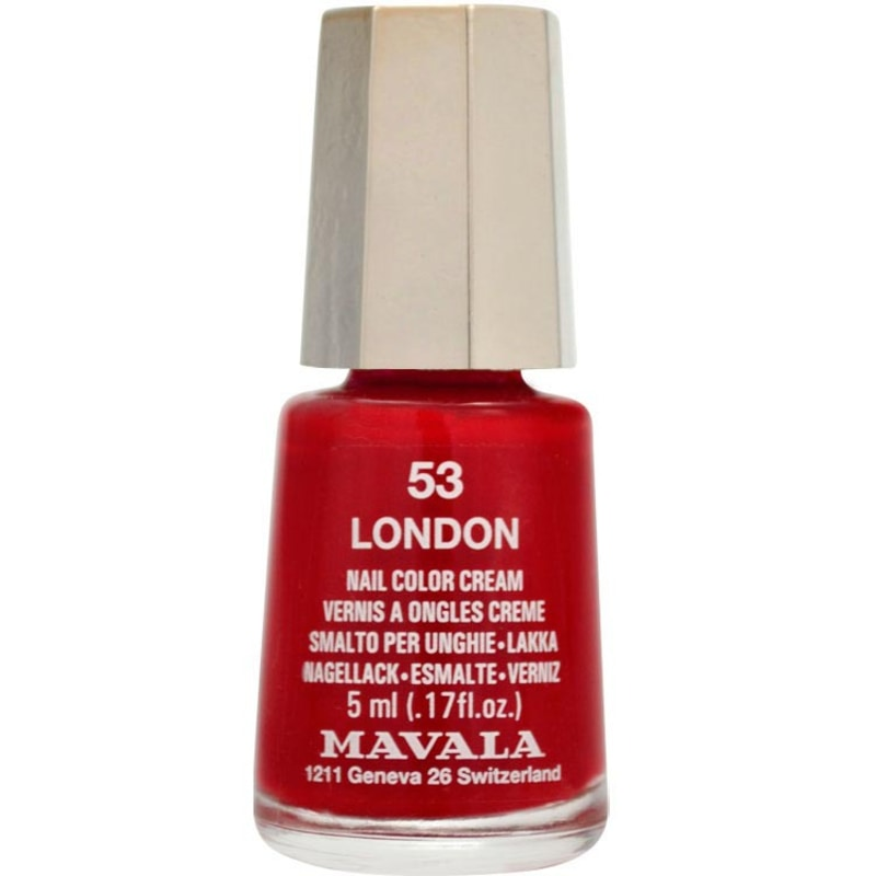 Mavala Mini Colours London - Esmalte Cremoso 5ml
