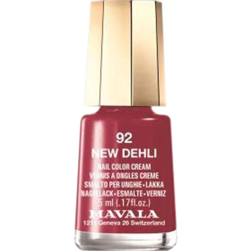 Mavala Mini Colours New Dehli - Esmalte Cremoso 5ml
