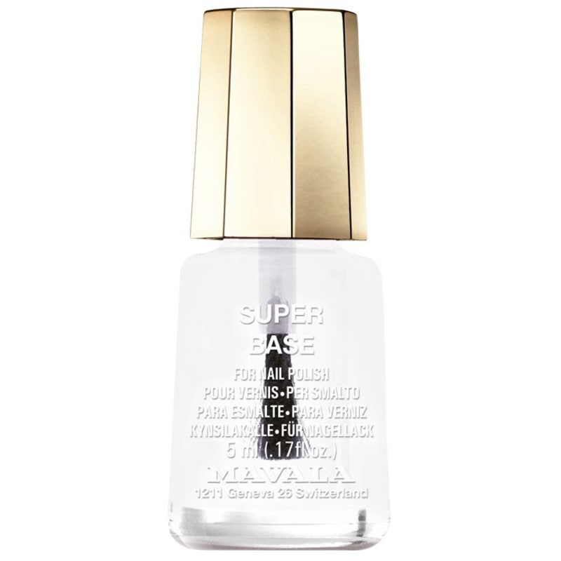 Mavala Mini Colours Esmalte Super Base - Base Incolor para Unhas 5ml