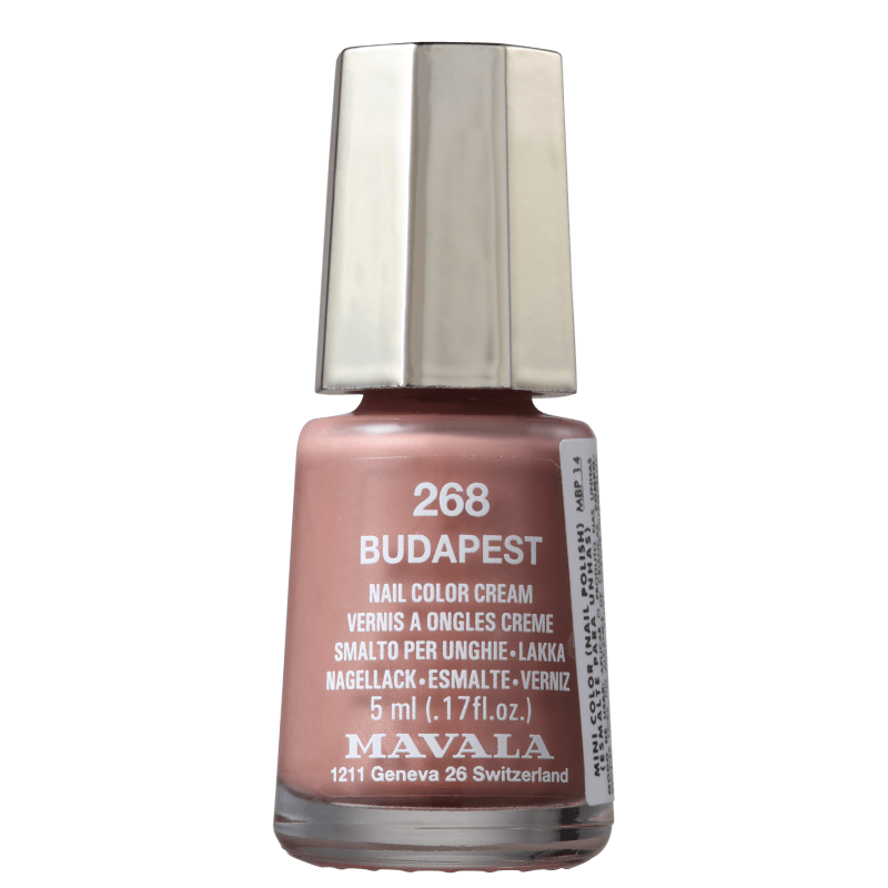 Mavala Mini Color Budapest N268 - Esmalte 5ml
