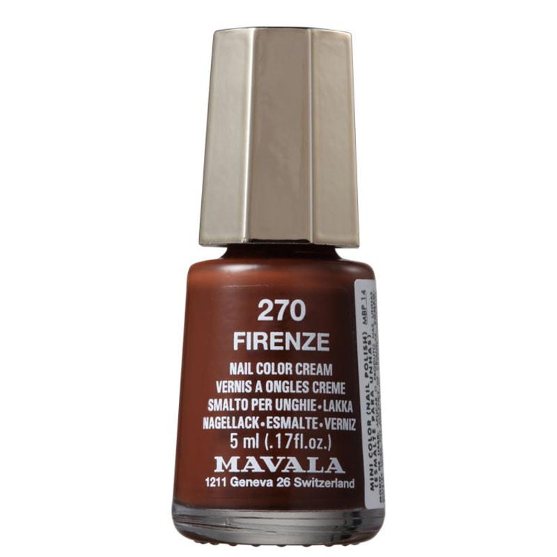 Mavala Mini Color Firenze N270 - Esmalte Cremoso 5ml