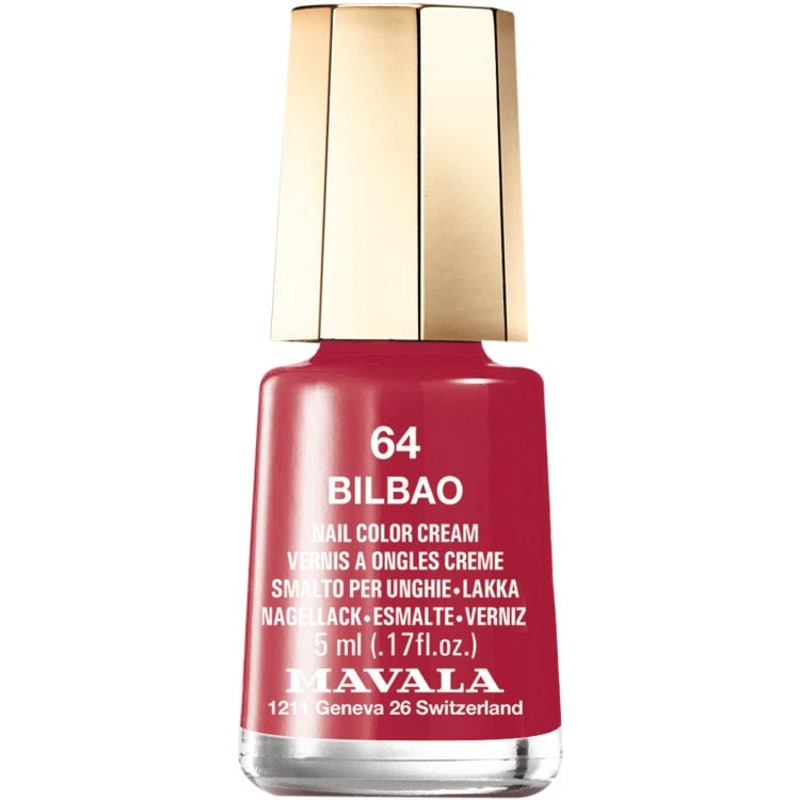Mavala Mini Colours Bilbao - Esmalte Cremoso 5ml