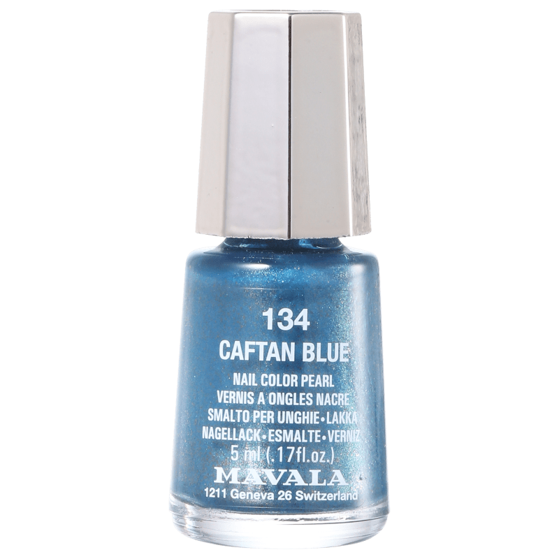 Mavala Mini Colours Blue Caftan N134 - Esmalte Metálico 5ml