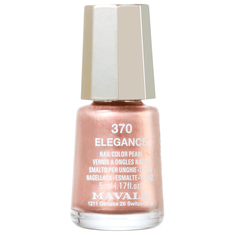 Mavala Mini Colours Elegance - Esmalte Perolado 5ml