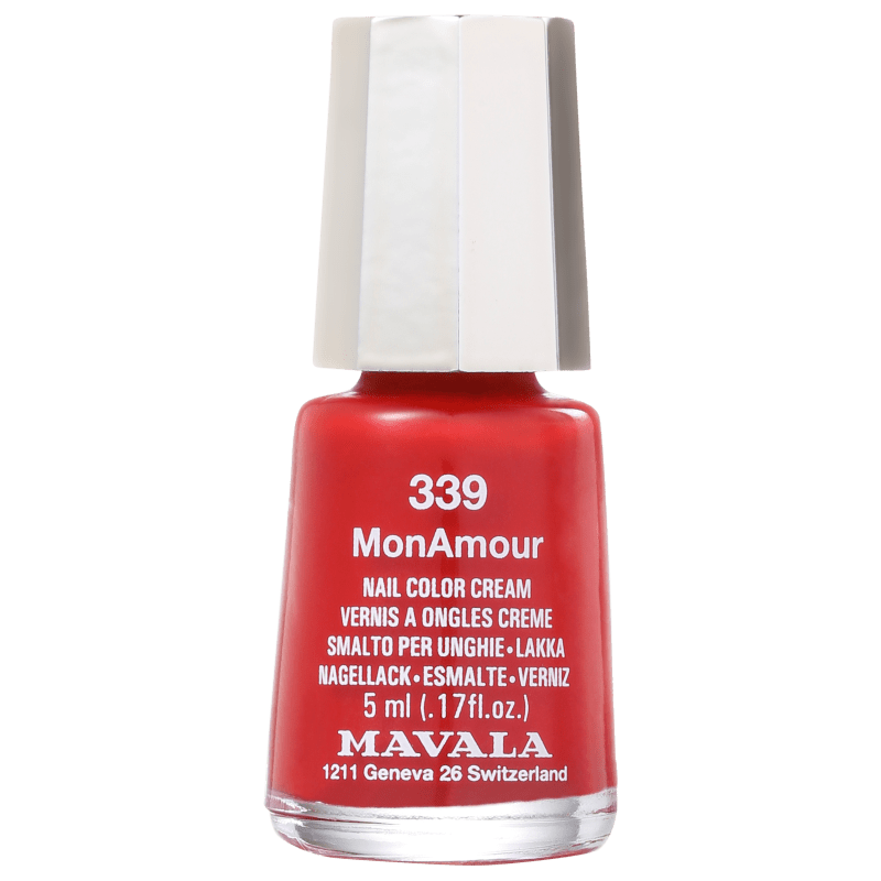 Mavala Mini Colours Mon Amour 339 - Esmalte Cremoso 5ml