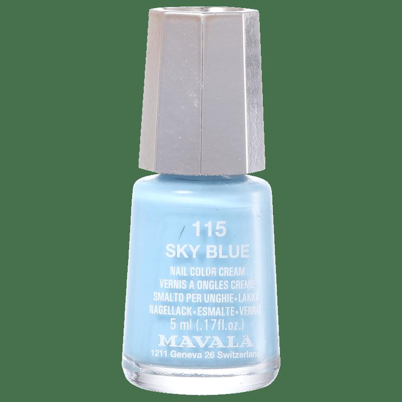 Mavala Mini Colours Oasis Sky Blue - Esmalte Cremoso 5ml