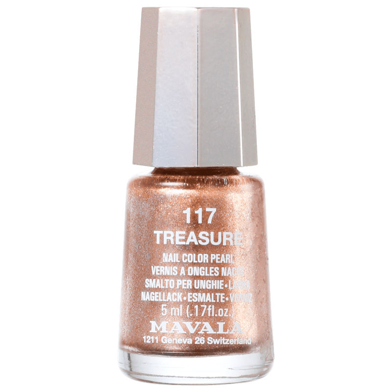 Mavala Mini Colours Oasis Treasure - Esmalte Metálico 5ml